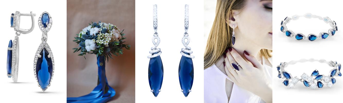 Biżuteria ślubna i wieczorowa YJ Yvette Jewelry